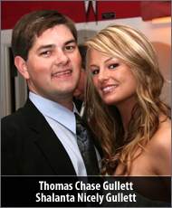 Thomas Chase Gullett / Shalanta Nicely Gullett