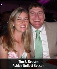 Tim Beeson / Ashlea Gullett Beeson